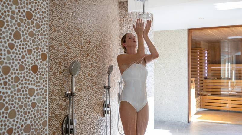 Jumeirah Port Soller Talise Spa Shower