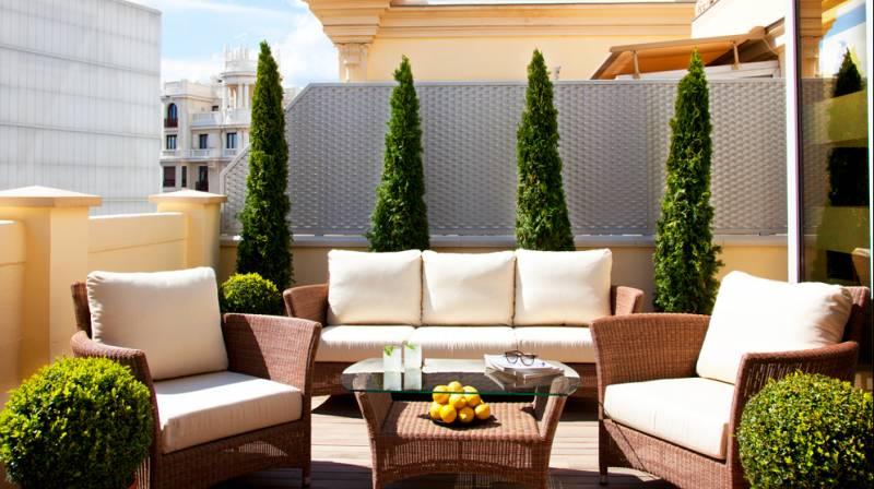Urso Hotel & Spa Junior Suite