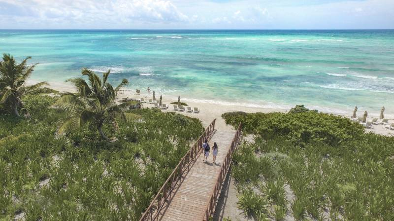 5-Nights All Inclusive Accommodation in Rivera Maya