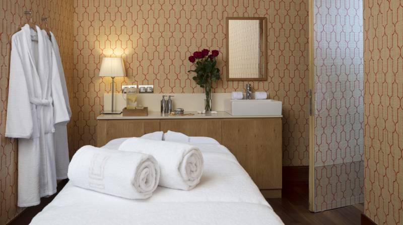 Tratamiento Urso Hotel & Spa