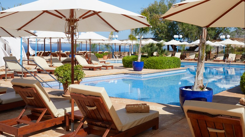 Pool and Lunch Voucher in Mallorca