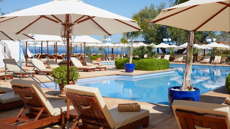 Sunbed & Pool in Mallorca
