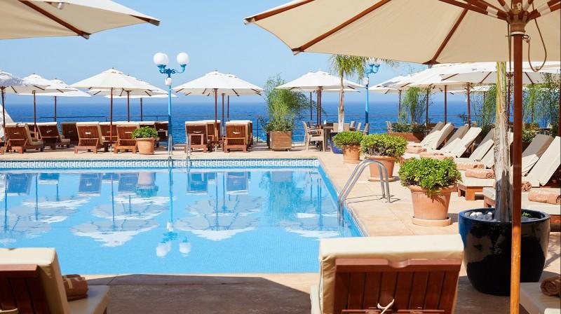 The best beach club in mallorca