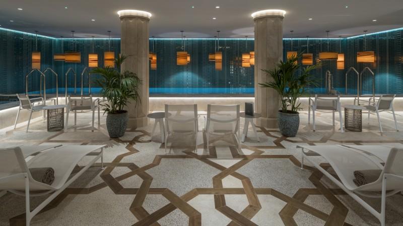 Spa y tratamiento de belleza en el hotel El Llorenç