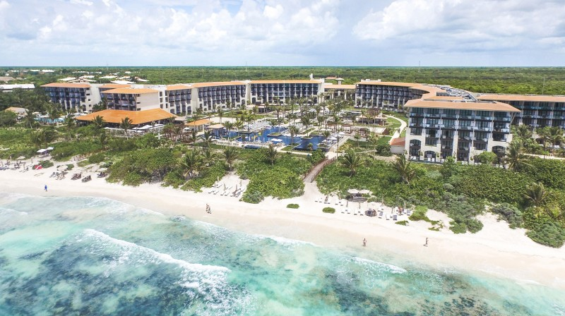 All Inclusive Accommodation in Rivera Maya