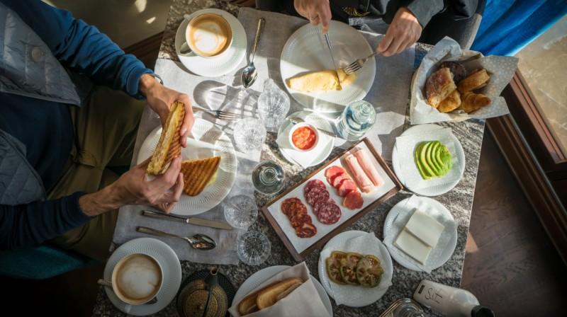 Breakfast & Spa Access