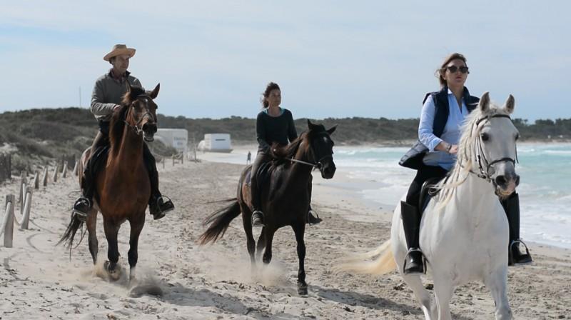 horseback riding mallorca