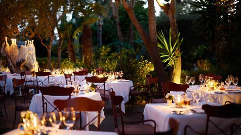 Cena Gourmet con Vino en Marbella
