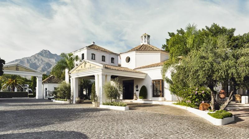 Alojamiento en Marbella Club