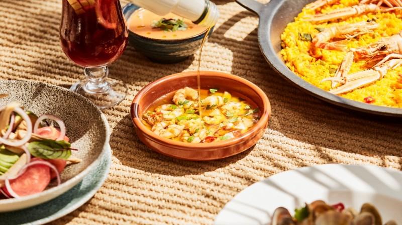 Gastronomia en Marbella Club