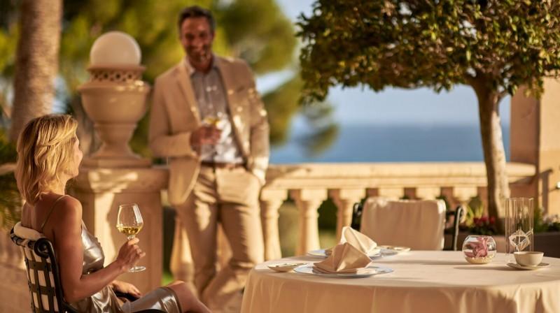 10-course Dinner at Es Fum Michelin Star Restaurant