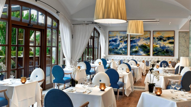 4-Course Dinner for 2 at St Regis