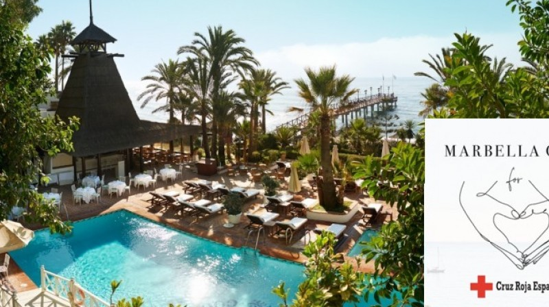 Marbella Club  Red Cross gift vouchers