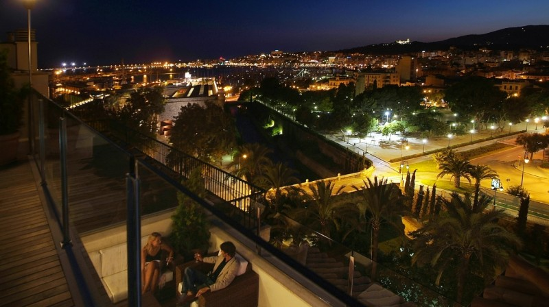 3 Course Dinner With A Great View At Blue Jazz Club At Hotel Saratoga Mallorca Hotel Treats