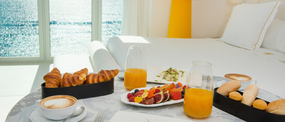 breakfast and spa in Mallorca