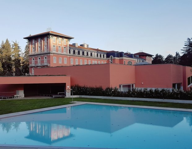vidago thermal spa