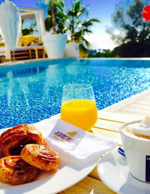 Desayuno Portals Hills