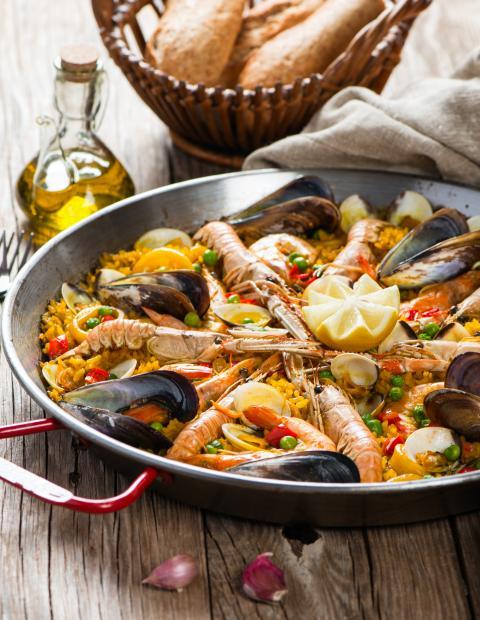 Mejor paella en Mallorca
