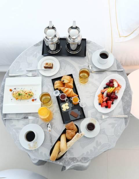 desayuno a la carte