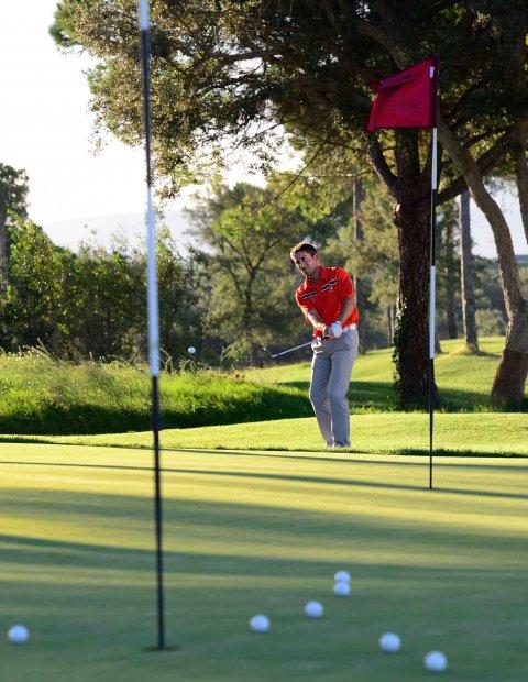 golf camiral