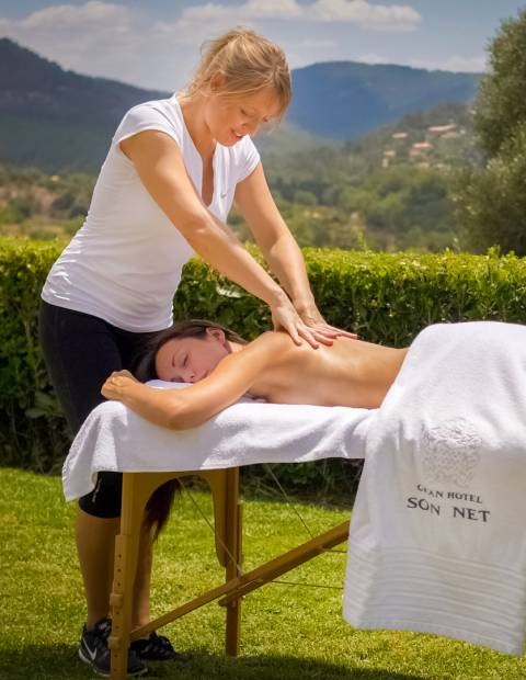 massage gran hotel son net