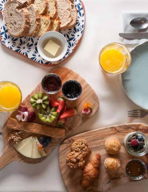 mejor desayuno en ávila