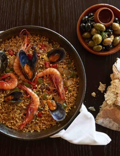 Paella-Balearic-Park-Hyatt-Mallorca