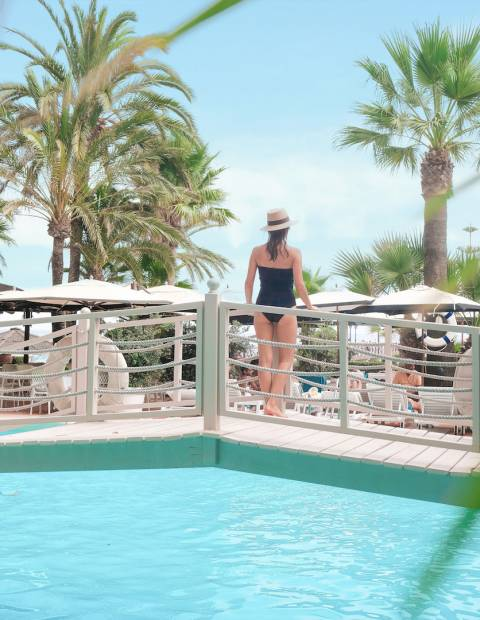 pool pass marbella club hotel