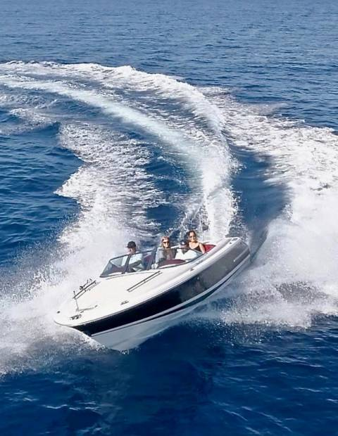 Boat rental gift voucher mallorca