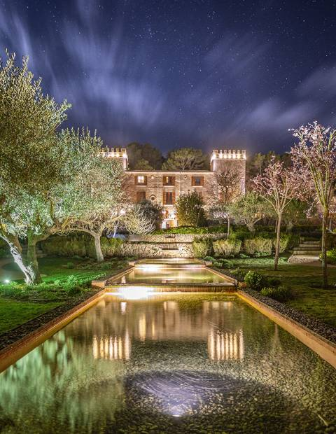 Castell Son Claret the luxury Hotel in Mallorca