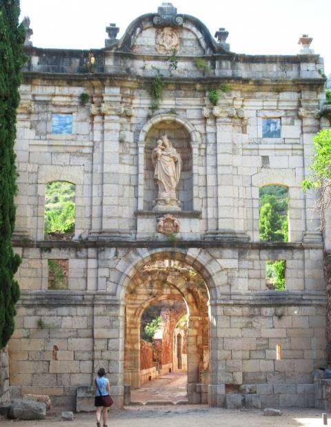 Cartoixa d'Escaladei Monastery