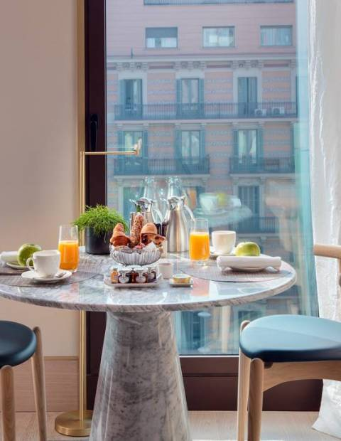 Romantic escape in Barcelona