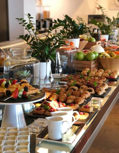 Breakfast Buffet in Mallorca