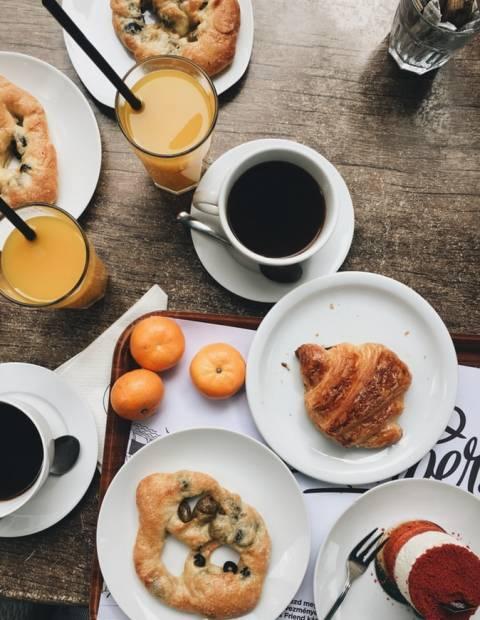 The Best Breakfast in Salamanca