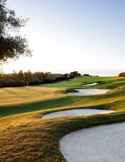Golf & Spa for two at Kempinski Marbella Bahía