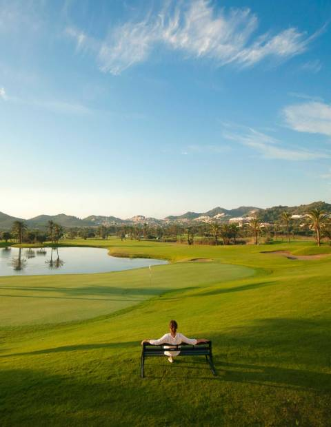 Golf Day with Picnic at La Manga Club