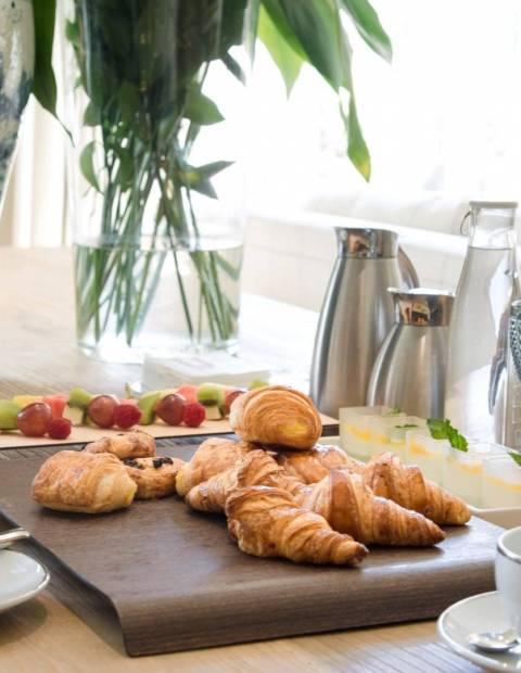 Desayuno en Habitación en Madrid