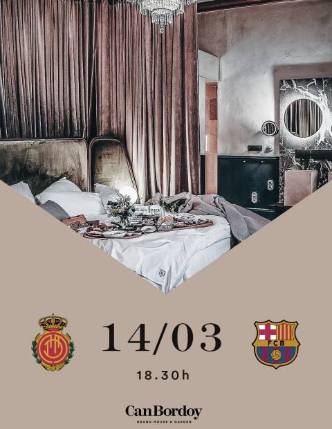 Mallorca vs Barça