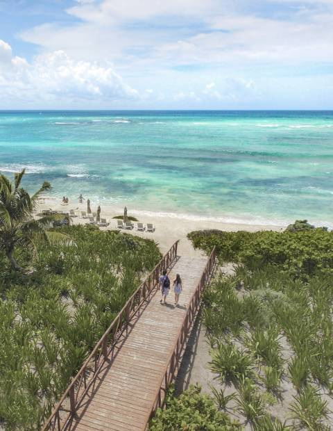5-Nights All Inclusive Accommodation in Rivera Maya