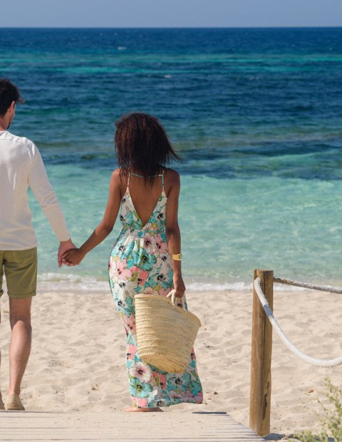 Pase de día para dos en Gecko Beach Club Formentera