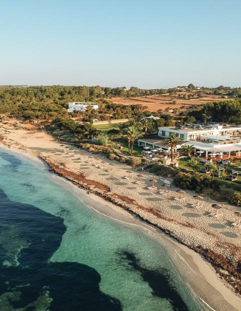 Día VIP en Gecko Beach Club Formentera