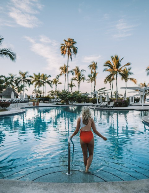 6-Nights All Inclusive Accommodation in Mexico
