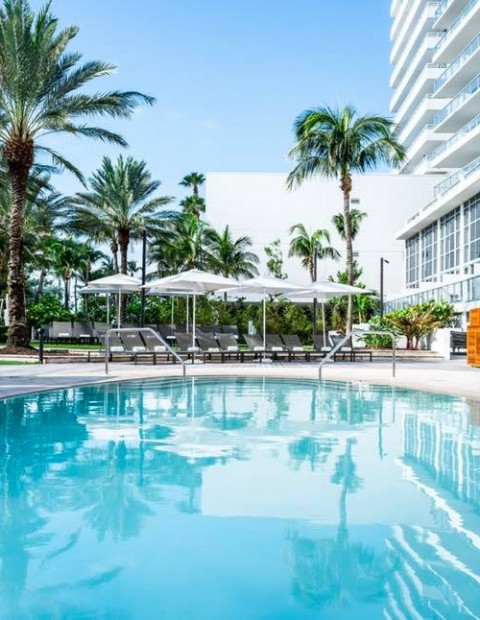 6-night Accommodation in Deluxe Room at Eden Roc Miami