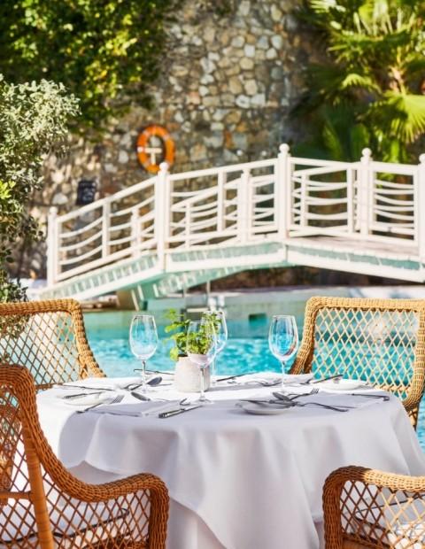 Savour the Marbella Club