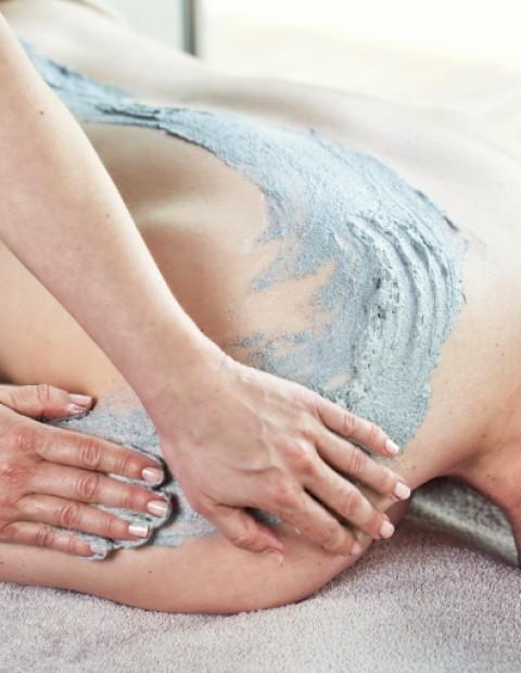 mejor masaje exfoliante
