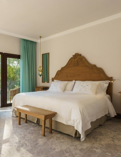 Accommodation, Breakfast & Spa in a Classic Terrace Room