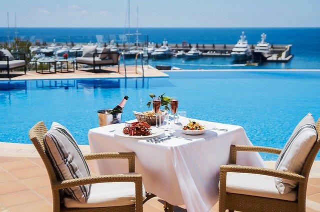 restaurante con mejores vistas mallorca