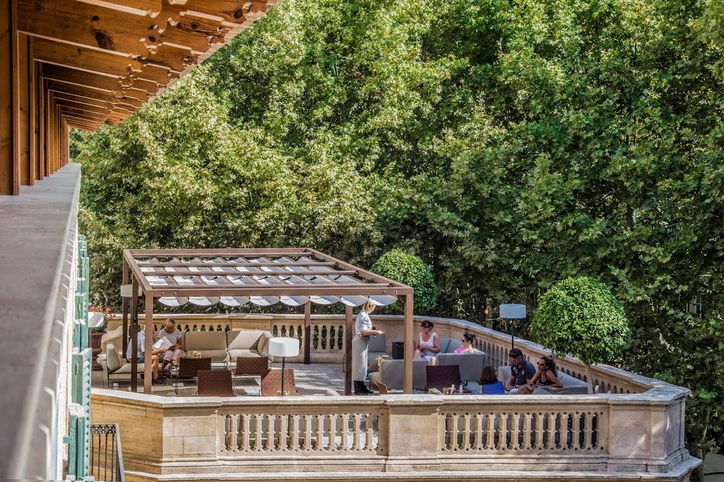 Restaurentes con terraza en Mallorca