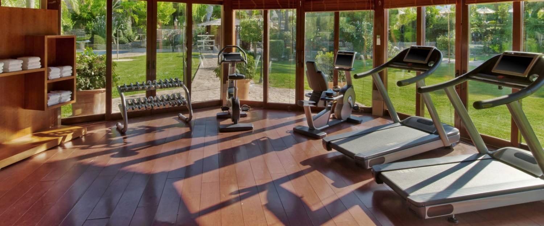 sheraton mallorca gym