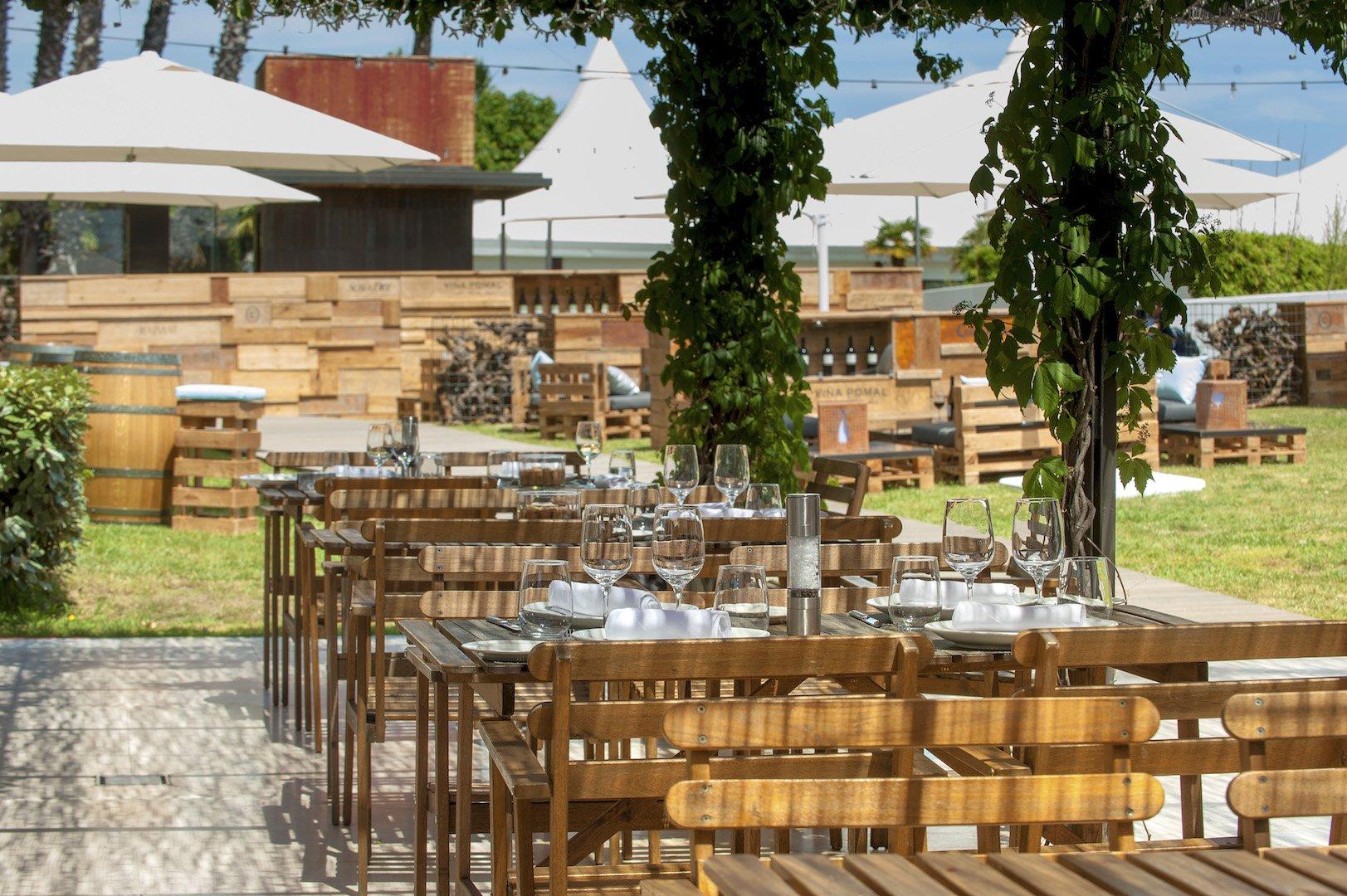the terrace fairmont hotel